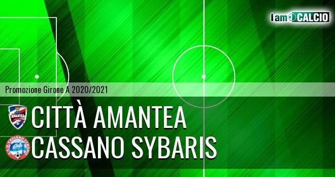 Città Amantea - Cassano Sybaris