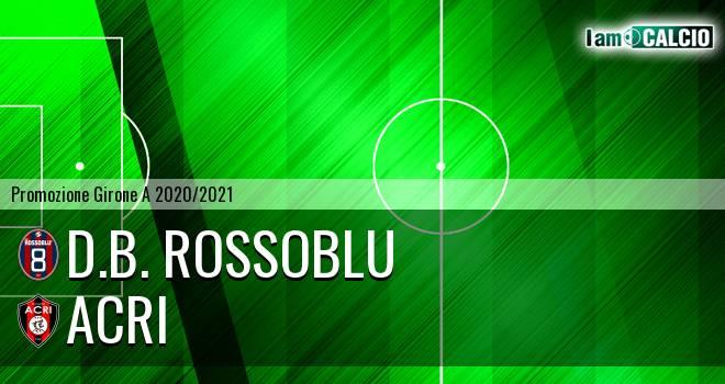 D.B. Rossoblu - Acri