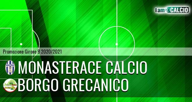 Monasterace Calcio - Borgo Grecanico