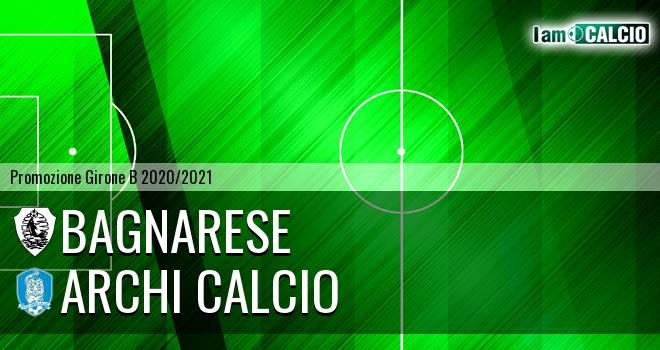 Bagnarese - Archi Calcio