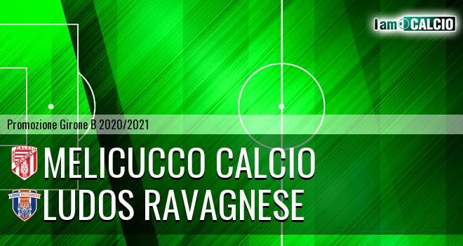 Melicucco Calcio - Ludos Ravagnese