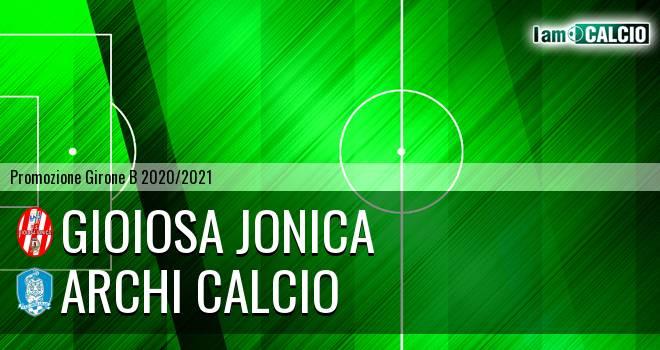 Gioiosa Jonica - Archi Calcio