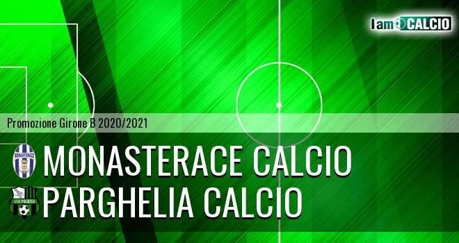 Monasterace Calcio - Parghelia Calcio