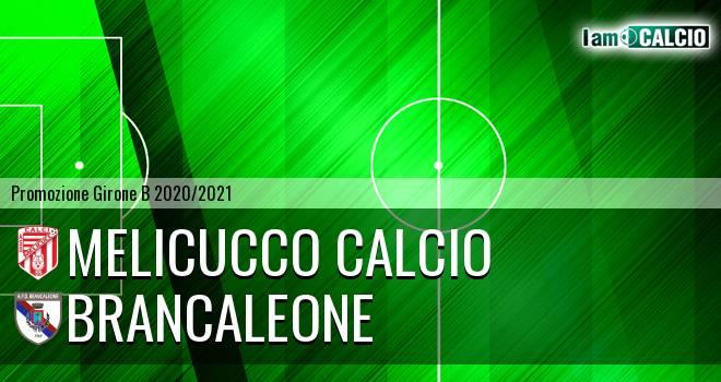 Melicucco Calcio - Brancaleone