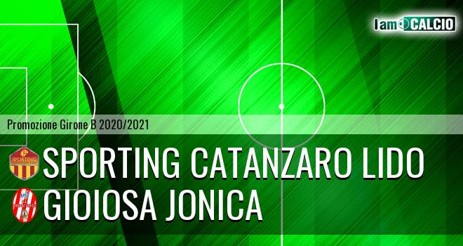 Sporting Catanzaro Lido - Gioiosa Jonica