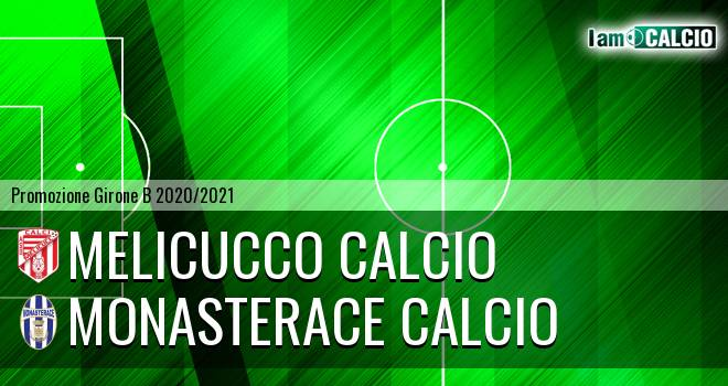 Melicucco Calcio - Monasterace Calcio