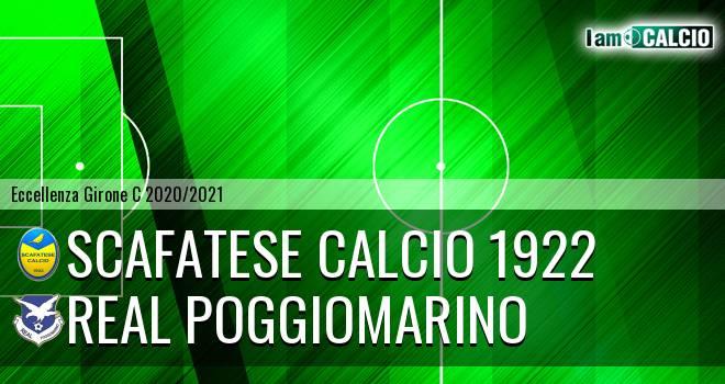 Scafatese Calcio 1922 - Real Poggiomarino