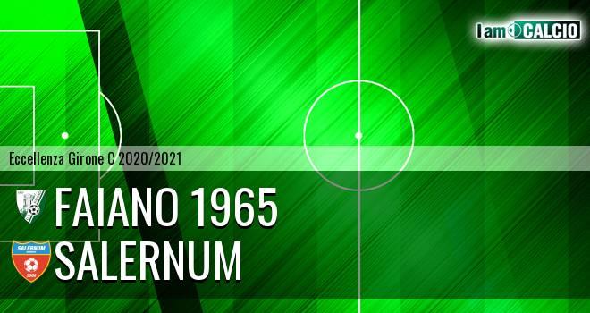 Faiano 1965 - Salernum