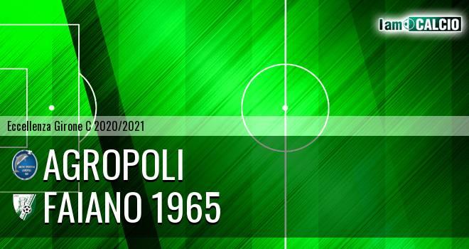 Agropoli - Faiano 1965
