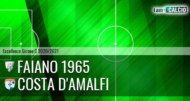 Faiano 1965 - Costa d'Amalfi