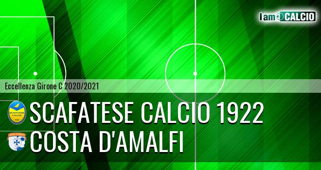 Scafatese Calcio 1922 - Costa d'Amalfi