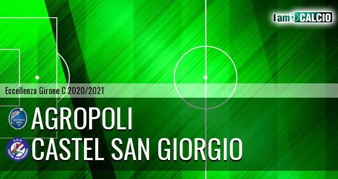 Agropoli - Castel San Giorgio