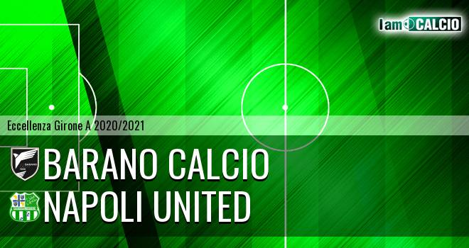 Barano Calcio - Napoli United