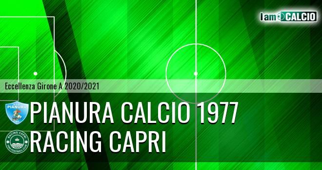 Pianura Calcio 1977 - Racing Capri