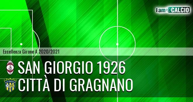 San Giorgio 1926 - Città di Gragnano
