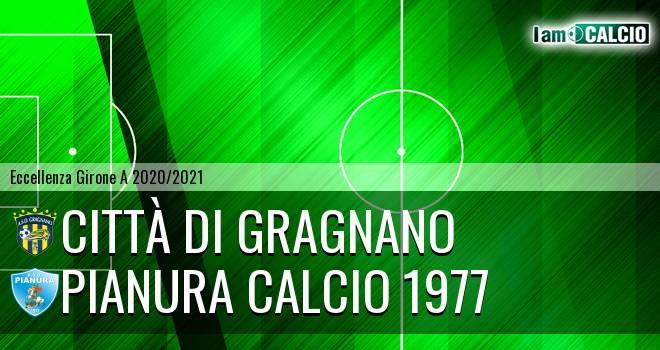 Città di Gragnano - Pianura Calcio 1977