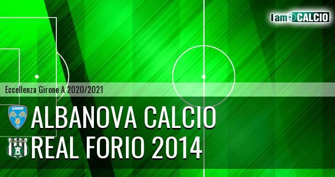 Albanova Calcio - Real Forio 2014