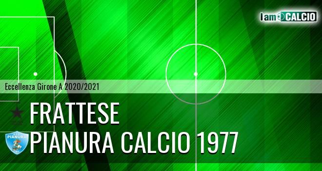 Frattamaggiore Calcio - Pianura Calcio 1977 1-4. Cronaca Diretta 24/10/2020