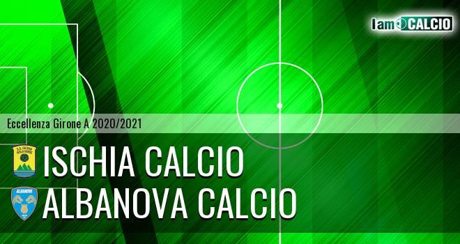 Ischia Calcio - Albanova Calcio