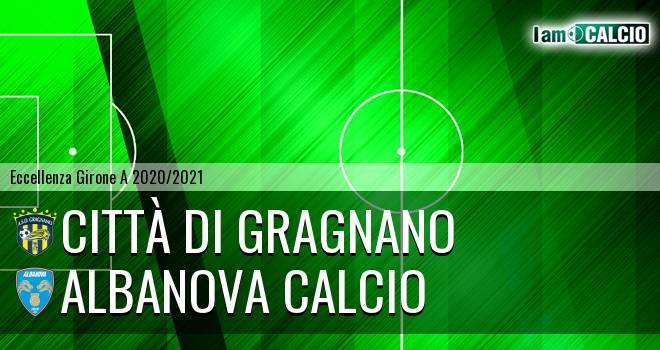Città di Gragnano - Albanova Calcio