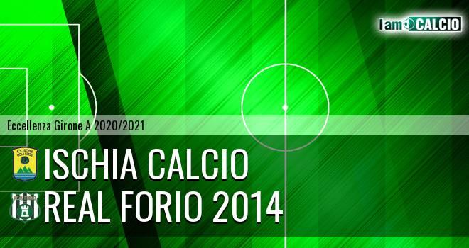 Ischia Calcio - Real Forio 2014