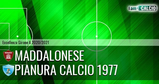 Maddalonese - Pianura Calcio 1977