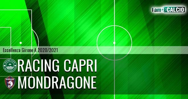 Racing Capri - Mondragone