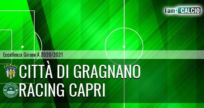 Città di Gragnano - Racing Capri
