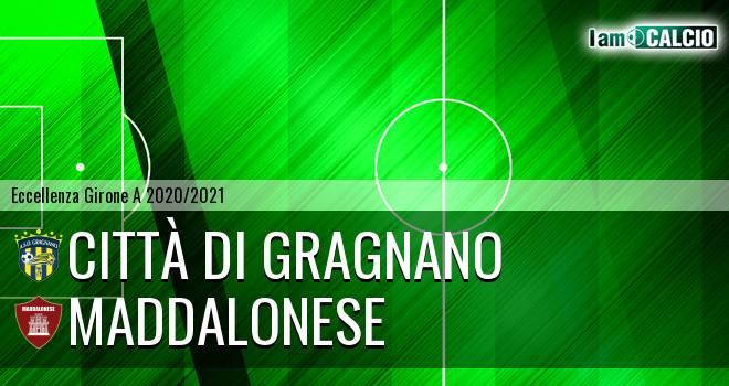 Città di Gragnano - Maddalonese