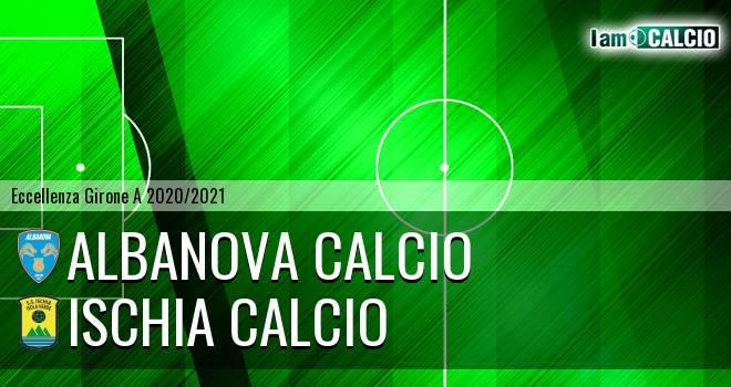 Albanova Calcio - Ischia Calcio