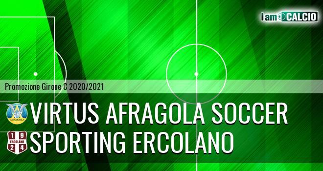 Virtus Afragola Soccer - Sporting Ponticelli
