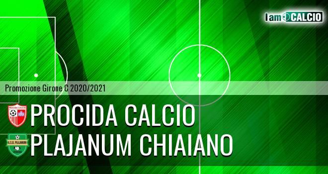Procida Calcio - Plajanum Chiaiano