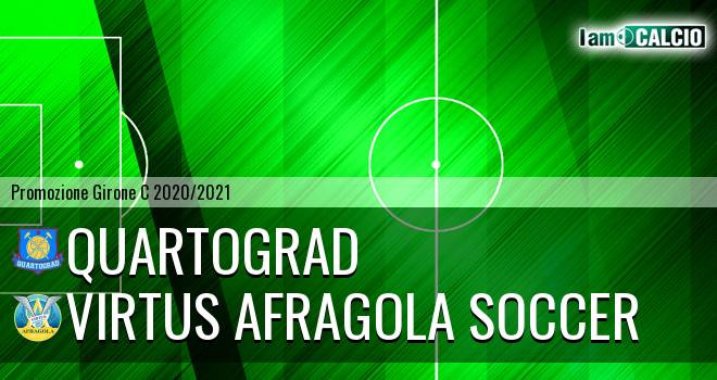 Quartograd - Virtus Afragola Soccer