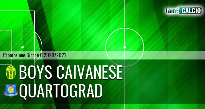 Boys Caivanese - Quartograd