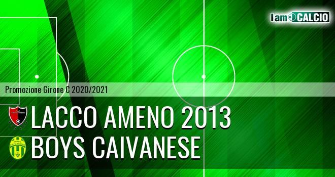 Lacco Ameno 2013 - Boys Caivanese