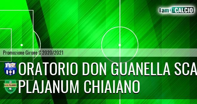 Oratorio Don Guanella Scampia - Plajanum Chiaiano