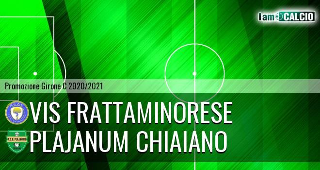 Vis Frattaminorese - Plajanum Chiaiano