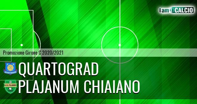 Quartograd - Plajanum Chiaiano