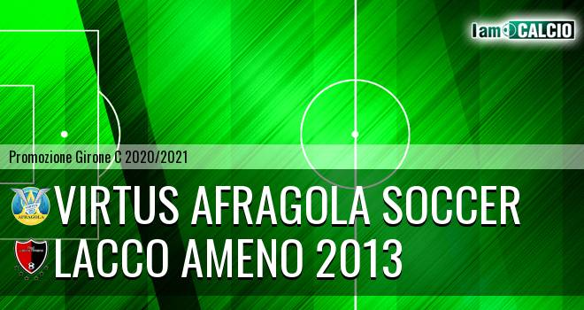 Virtus Afragola Soccer - Lacco Ameno 2013