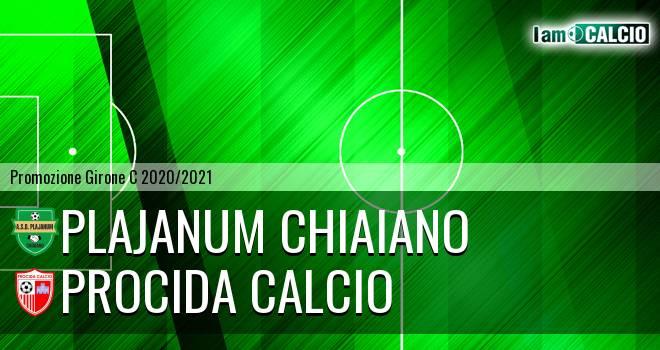 Plajanum Chiaiano - Procida Calcio