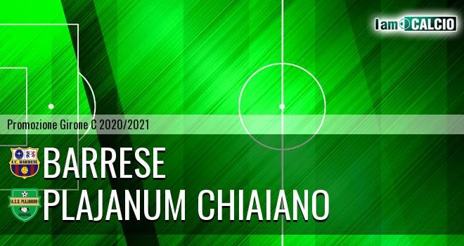Barrese - Plajanum Chiaiano