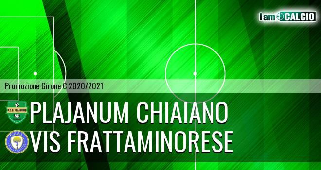 Plajanum Chiaiano - Vis Frattaminorese