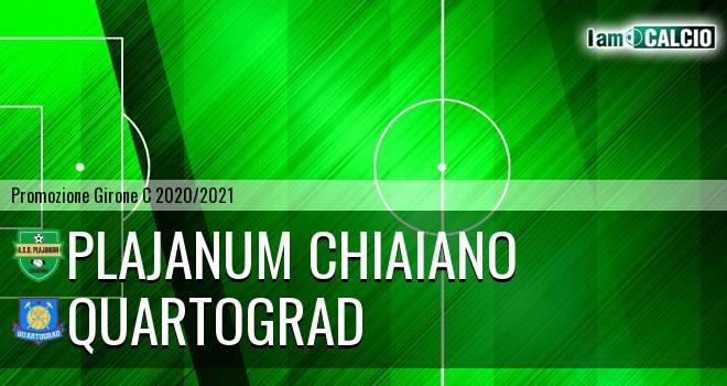 Plajanum Chiaiano - Quartograd