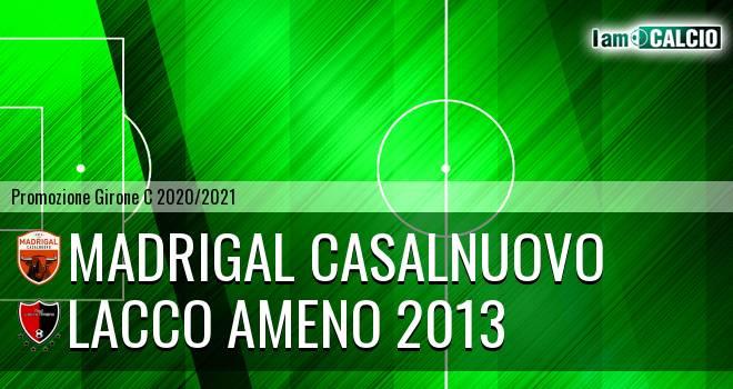 Madrigal Casalnuovo - Lacco Ameno 2013