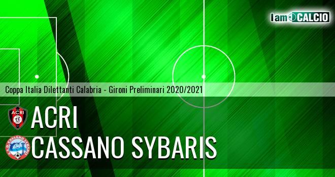 Acri - Cassano Sybaris