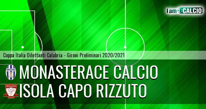 Monasterace Calcio - Isola Capo Rizzuto