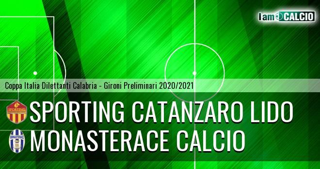 Sporting Catanzaro Lido - Monasterace Calcio