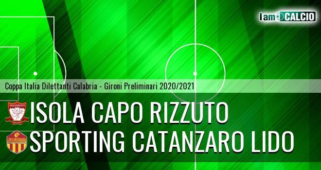 Isola Capo Rizzuto - Sporting Catanzaro Lido