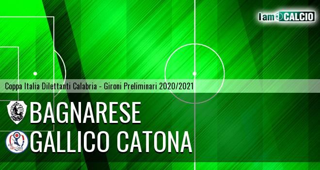 Bagnarese - Gallico Catona
