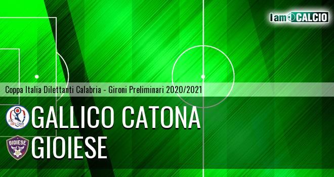 Gallico Catona - Gioiese
